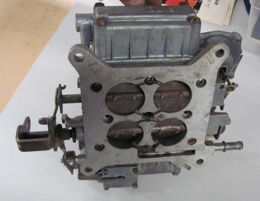 67 Chrysler Dodge 440 Holley Carb 3667 Date 693 2843151