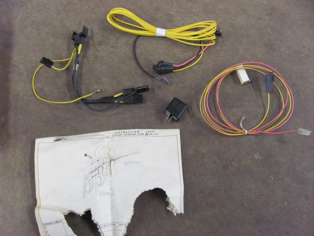Nos Chevy 78 79 80 Truck Diesel Fuel Tank Sending Unit With Wiring Gm 14035116