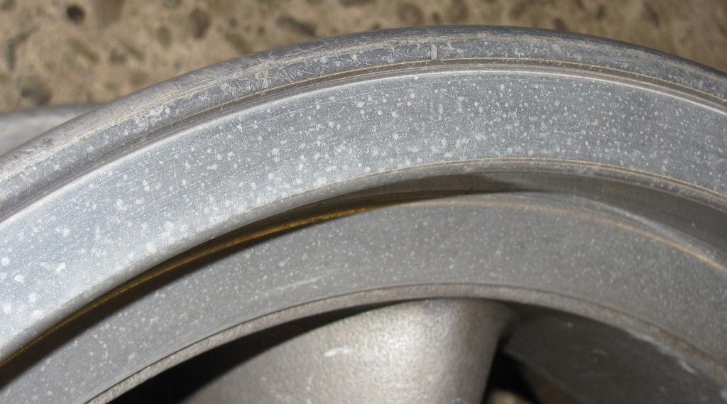 American Racing Aluminum Torq Thrust Wheels Rims 15X7 Set of 4 GM