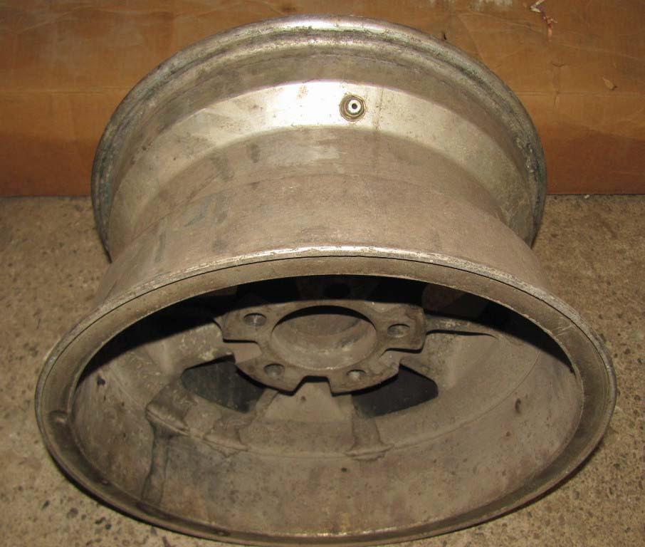 American Racing 15X8.5 Torq Thrust Wheel Rim GM 5X4.75 GM Pattern